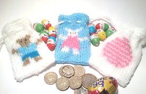 3 easter gift bag knitting patterns bunny teddy and egg ebay image is loading 3 easter gift bag knitting patterns bunny teddy negle Image collections