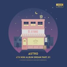 Dream, Pt.1 [Night Version] * by Astro (South Korean) (CD, Jun-2017)