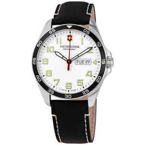 Victorinox-Fieldforce-Quartz-White-Dial-Men-039-s-Watch-241847