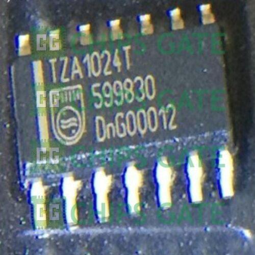 SOP-14 1PCS Fabricant Données amplificateur et PHILIPS TZA1024T//V2 Encapsulation