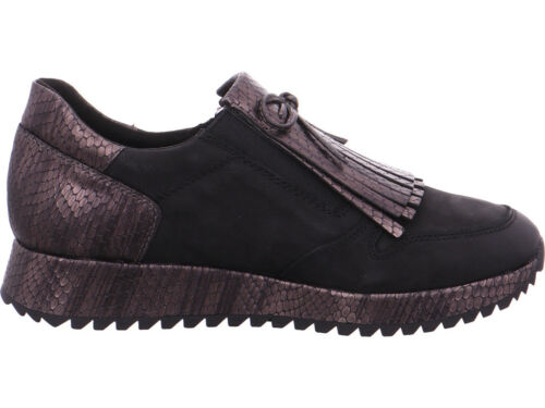Slipper Slip Wom Schwarz di on Tamaris BAq5AOUx