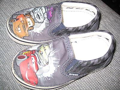 CROCS Kinder Schuhe Hover Slip On CARS Gr. C9 (26)