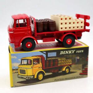 Atlas-Dinky-toys-588-Plateau-Brasseur-Berliet-GAK-Camion-Truck-Diecast-Models
