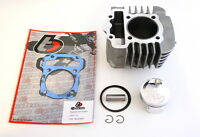 Honda Wave 110 132cc 55mm Big Bore Piston And Cylinder Kit