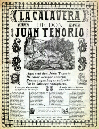 3229.Decoration Poster.Home room Interior art design.Mexican poetry