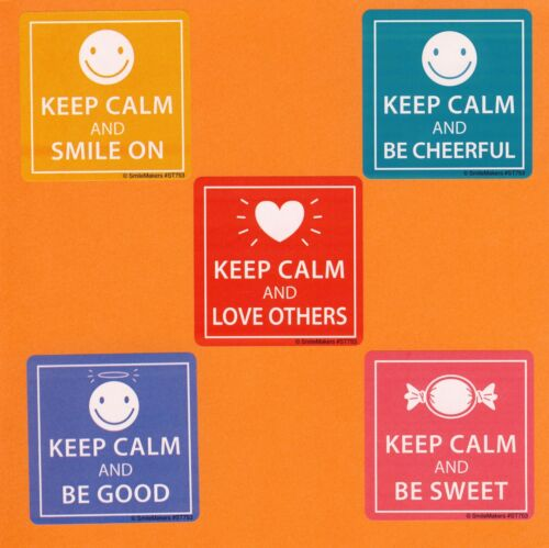 Party Favors Large Stickers 10 Keep Calm