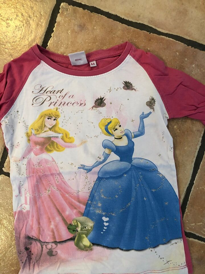 Nattøj, Nattøj, Disney prinsesser