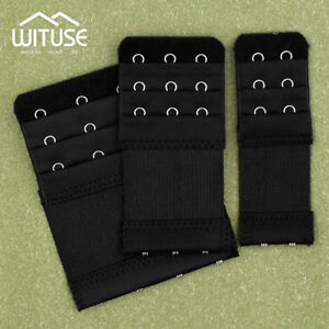 ff03935cf Buckle Bra Extender 2 3 4 Hooks 3 Rows Extension Strap Underwear ...