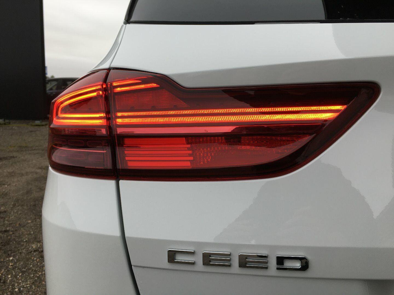 Kia Ceed 1,6 CRDi 136 GT-Line SW DCT - billede 4
