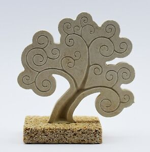 Bomboniere Matrimonio In Pietra Leccese.Tree Of Life Stone Leccese Two Bomboniere Wedding Gift Gadget Ebay