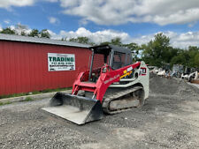 2015 Takeuchi Tl8 Compact Track Skid Steer Loader Clean Machine Only 3000hrs