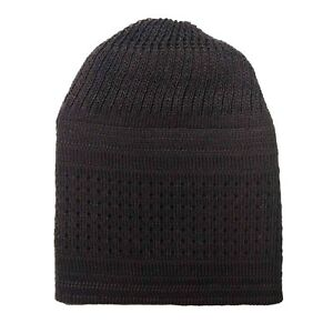 TheKufi Graphite Black Cotton Stretch-knit Kufi Hat Skull Cap Topi ... da9618a91d4f