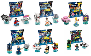 LEGO-DIMENSIONS-Level-Packs-various-single-NFC-Tags-ONLY-NO-figures-NEW