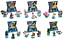 LEGO-DIMENSIONS-Level-Packs-various-single-NFC-Tags-ONLY-NO-figures-NEW miniatuur 1