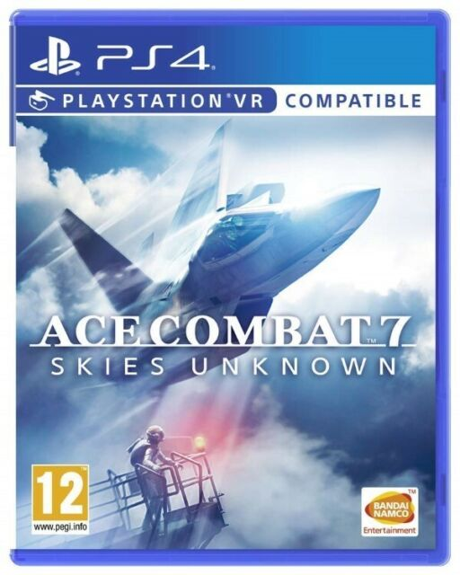 ACE COMBAT 7 SKIES UNKNOWN PS4 FR NEW