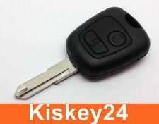 2Tasten Schlüssel Rohling Gehäuse für CITROEN SAXO XSARA PICASSO C2 C3 C4