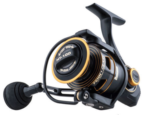 Penn Clash 5000 CLA5000 Spinning Fishing Spin Reel  Warranty  Free Postage NEW