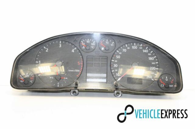 Audi A6 S6 Tachometer Cluster Uhr 4B0919860F