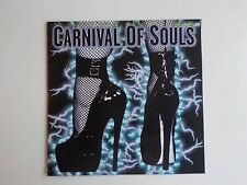 CARNIVAL OF SOULS RARE CD COMPILATION EBM GOTH ROCK INKUBUS SUKKUBUS ETC