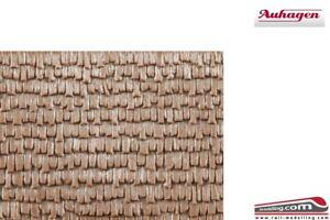 Auhagen-52428-H0-1-87-Dalle-a-Texture-Toit-Tuiles-en-Bois-200-X-100-MM