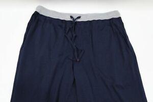 Daniel Buchler Mens Silk//Cotton Pant