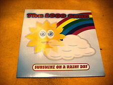 Cardsleeve Single CD THE LOCO GANG Sunshine On A Rainy Day 2TR 2000 pop dance
