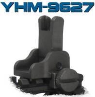 Yankee Hill Machine YHM-9627 flip front sight steel forearm same plane NEW