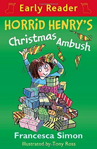 Horrid Henry's Christmas Ambush: Book 37 (Horrid Henry Ea... by Simon, Francesca