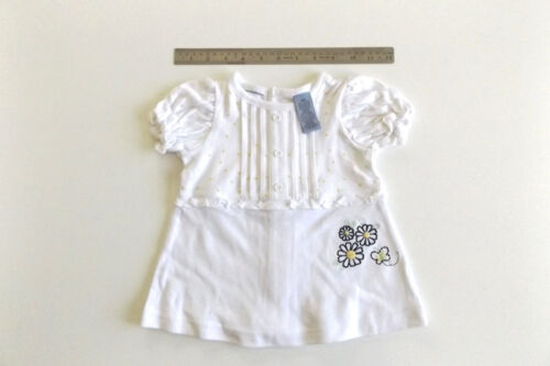 1 x High Quality BABY Toddler GIRL Top T-Shirt CLOTH  ~ Short or LONG Sleeved ~