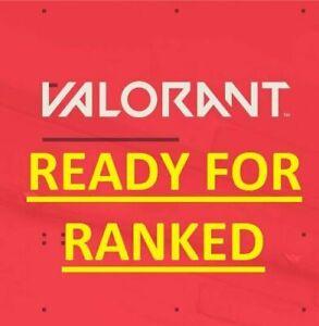 Valorant Account EU ⭐️ Ready for Ranked ✔️ Mail Full Access ✔️ 100% Warranty ✔️
