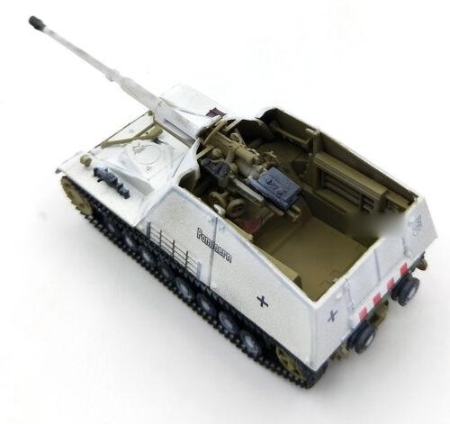 GERMAN Nashorn Tank Destroyer 1//72 DIECAST MODEL FINISHED TANK 3R