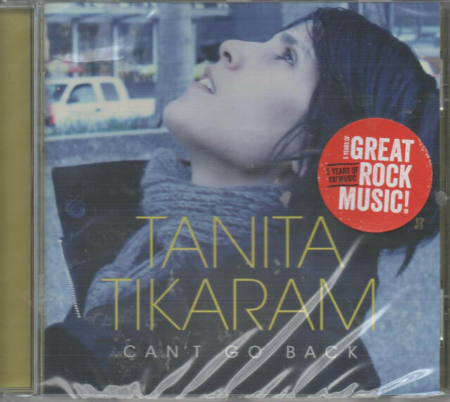 Tanita Tikaram Cant Go Back CD NEU All Things To You Dust On My Shoes Science
