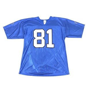 buy online 84dff 789ab DETROIT LIONS CALVIN JOHNSON Jersey NFL Team Apparel Size XL ...