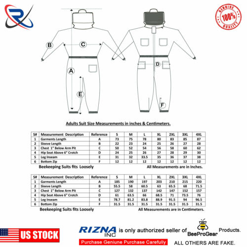 Veil Protecting Beekeeping Suit Beekeeper Suit Jacket Astronaut Veil Full Suit-S