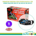 SAAS Black Show Car Cover INDOOR DUST FORD FALCON XW XY XA XB XC XD XR XT 5.7m