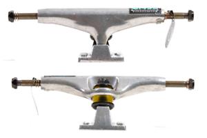 Thunder 149 Hi Polished 2 Stück Skateboard Achsen Set Skate Trucks 8.25-8.7
