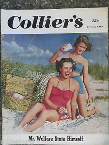 Collier-039-s-Magazine-February-4-1950-Mr-Welfare-State-VINTAGE-ADS-The-Amish