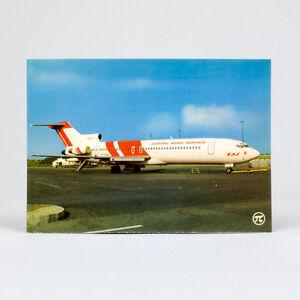 Europe-Aero-Service-Boeing-727-Aircraft-Postcard-Top-Quality