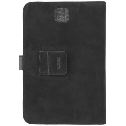 """TARGUS thz207eu Samsung Galaxy Note sottile custodia Folio Supporto handstrap 8 /""""Nero"""