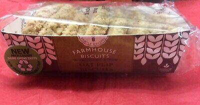 Farmhouse Biscuits Oat Flips 200 G 5017162000040 Ebay