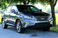 2014 Lexus RX Base Sport Utility 4-Door