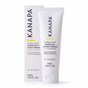 Xtendlife Kanapa Ultra Light Sheer Day & Night Cream (Lightly Scented) - 50ml