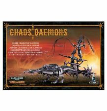 Warhammer Fantasy 40000 40k Chaos Daemons Seeker Chariot of Slaanesh Clearance