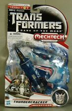 Transformers Dark of the Moon DOTM Deluxe Class Decepticon Thundercracker In Box