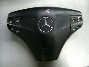 MERCEDES-W203-C-Class-Coupe-Steering-Wheel-Airbag-2034602398-A2034602398