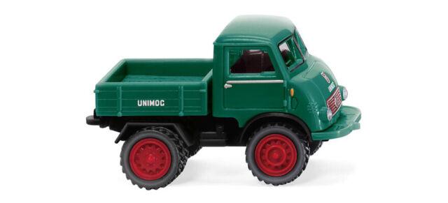 Wiking H0 036803 Unimog U401 Nuevo Emb. Orig.