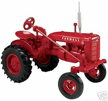 Case IH Farmall A farm toy tractor NEW wide front
