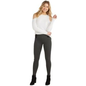 H8 Violet Femme Leggings Ponte Pie 85200002gy Anthracite Mud Choisissez Lena Shirt lJTFcK1