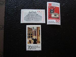 Germany-Berlin-Stamp-Yvert-Tellier-N-511-A-513-N-MNH-WF2