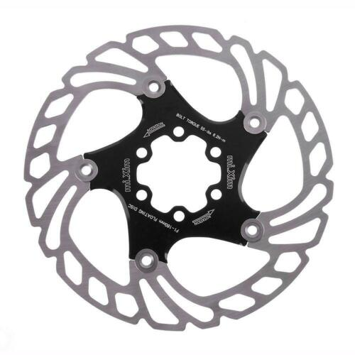 MTB Mountain Road Bike 160mm 6in Floating Disc Brake Rotor Bicycle Parts F07#